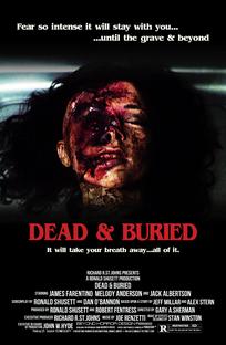 Os Mortos Vivos - Poster / Capa / Cartaz - Oficial 7