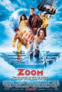 Zoom: Academia de Super-Heróis - Poster / Capa / Cartaz - Oficial 3