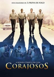 Corajosos - Poster / Capa / Cartaz - Oficial 2