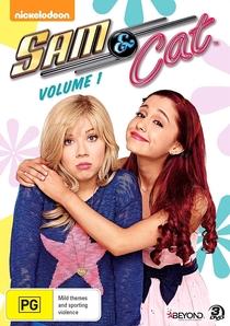 Sam & Cat (1ª Temporada) - Poster / Capa / Cartaz - Oficial 1