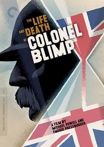 Coronel Blimp - Vida e Morte - Poster / Capa / Cartaz - Oficial 1