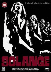 O Quê Vocês Fizeram com Solange? - Poster / Capa / Cartaz - Oficial 3