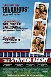 O Agente da Estação - Poster / Capa / Cartaz - Oficial 7