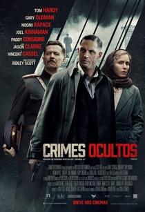 Crimes Ocultos - Poster / Capa / Cartaz - Oficial 3