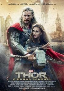 Thor: O Mundo Sombrio - Poster / Capa / Cartaz - Oficial 17