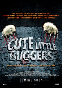 Cute Little Buggers - Poster / Capa / Cartaz - Oficial 1