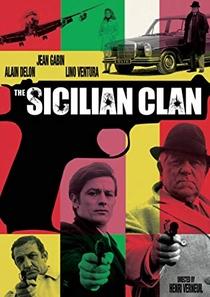 Os Sicilianos - Poster / Capa / Cartaz - Oficial 8