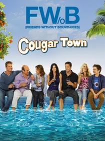 Cougar Town (2ª Temporada) - Poster / Capa / Cartaz - Oficial 1
