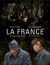 A França - Poster / Capa / Cartaz - Oficial 2