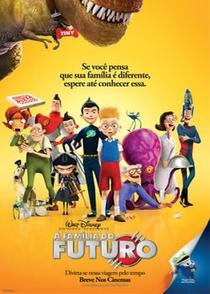 A Família do Futuro - Poster / Capa / Cartaz - Oficial 1