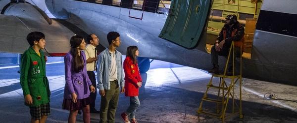 Paris Filmes divulga cena exclusiva de D.P.A.3 - Uma Aventura No Fim Do Mundo