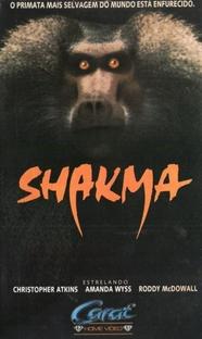 Shakma: A Fúria Assassina - Poster / Capa / Cartaz - Oficial 3