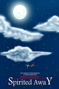 A Viagem de Chihiro - Poster / Capa / Cartaz - Oficial 12