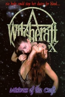 Witchcraft 10 - Poster / Capa / Cartaz - Oficial 1