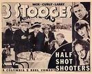 Os Três Patetas - Quando a Farda é um Fardo (The Three Stooges - Half Shot Shooters)