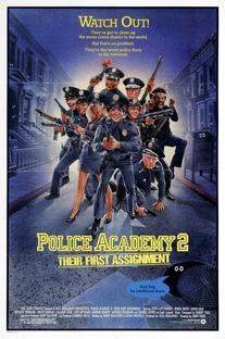 Loucademia de Polícia 2 - A Primeira Missão - Poster / Capa / Cartaz - Oficial 1