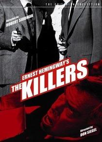 Os Assassinos - Poster / Capa / Cartaz - Oficial 1