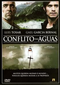 Conflito das Águas - Poster / Capa / Cartaz - Oficial 3