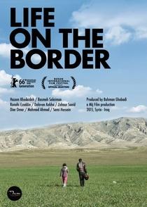 A Vida na Fronteira - Poster / Capa / Cartaz - Oficial 1