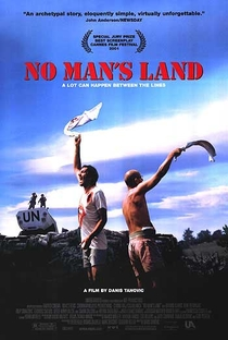 Terra de Ninguém - Poster / Capa / Cartaz - Oficial 1