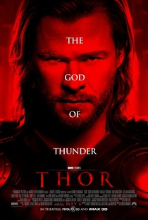 Thor - Poster / Capa / Cartaz - Oficial 7