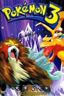 Pokémon 3: O Feitiço dos Unown - Poster / Capa / Cartaz - Oficial 1