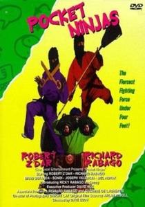 Pocket Ninjas - Poster / Capa / Cartaz - Oficial 2