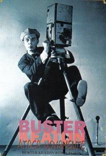 Buster Keaton Ataca Novamente - Poster / Capa / Cartaz - Oficial 1