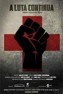 A Luta Continua - Poster / Capa / Cartaz - Oficial 1