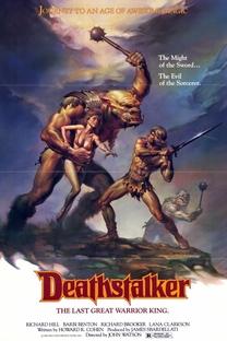 Deathstalker - O Guerreiro Invencível - Poster / Capa / Cartaz - Oficial 1