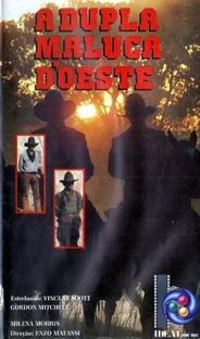 A Dupla Maluca D'Oeste - Poster / Capa / Cartaz - Oficial 1