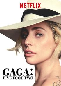 Gaga: Five Foot Two - Poster / Capa / Cartaz - Oficial 3