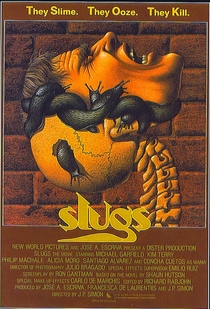 Slugs - Poster / Capa / Cartaz - Oficial 3