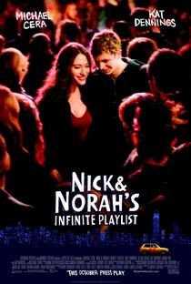 Uma Noite de Amor e Música - Poster / Capa / Cartaz - Oficial 3
