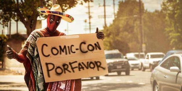[SDCC'15] Deadpool já está a caminho da convenção