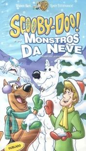 Scooby-Doo! Monstros da Neve - Poster / Capa / Cartaz - Oficial 1