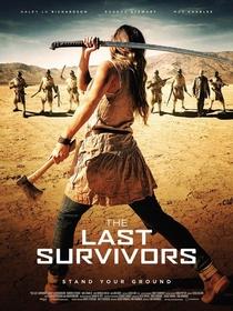Os Últimos Sobreviventes - Poster / Capa / Cartaz - Oficial 1