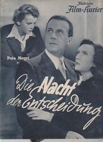 Na Noite da Decisão - Poster / Capa / Cartaz - Oficial 1
