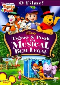 Tigrão e Pooh e um Musical Bem Legal - Poster / Capa / Cartaz - Oficial 1