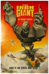O Gigante de Ferro - Poster / Capa / Cartaz - Oficial 15