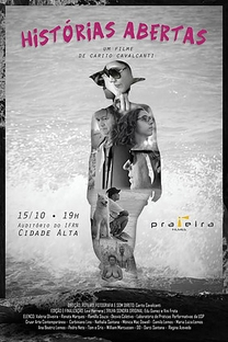 Histórias Abertas - Poster / Capa / Cartaz - Oficial 1