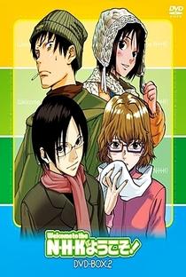 NHK ni Youkoso! - Poster / Capa / Cartaz - Oficial 12