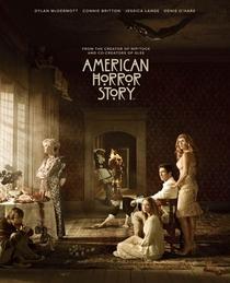 American Horror Story: Murder House (1ª Temporada) - Poster / Capa / Cartaz - Oficial 1