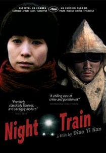 Night Train - Poster / Capa / Cartaz - Oficial 5
