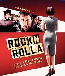 RocknRolla - A Grande Roubada - Poster / Capa / Cartaz - Oficial 2
