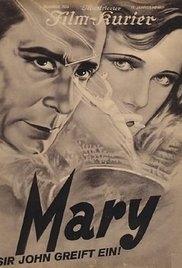 Mary - Poster / Capa / Cartaz - Oficial 2