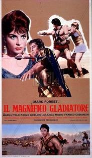 Il Magnifico Gladiatore - Poster / Capa / Cartaz - Oficial 3