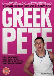 Greek Pete - Poster / Capa / Cartaz - Oficial 3