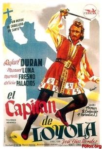 El capitán de Loyola - Poster / Capa / Cartaz - Oficial 2