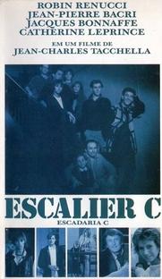 Escadaria C - Poster / Capa / Cartaz - Oficial 1